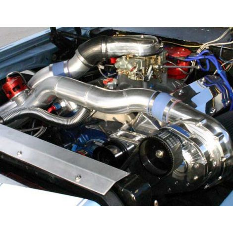 ProCharger High Output Intercooled with D-1SC (12 rib)