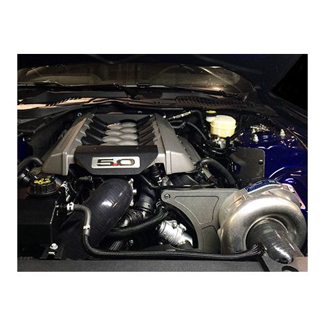 2018 Mustang GT (5.0L) ProCharger HO Intercooled System with P-1SC-1