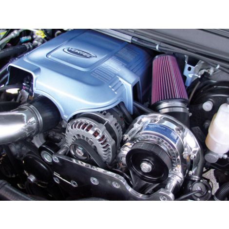 2013-07 GM 1500 (4.8/5.3/6.0) ProCharger HO Intercooled System with P-1SC-1