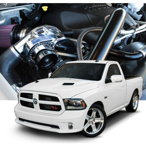 2017-14 RAM 2500/3500 (6.4) ProCharger HO Intercooled System with D-1SC-1