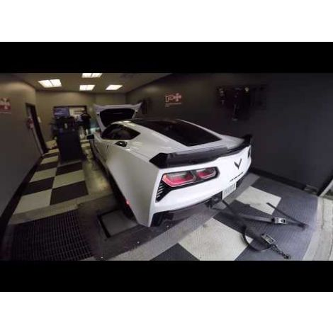 2019 - 14 Corvette C7 Stingray (LT1) P-1SC Procharger HO Intercooled System