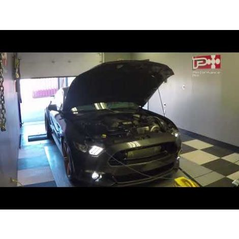 2017-15 Mustang GT (5.0L) ProCharger Stage II Intercooled System with P-1SC-1