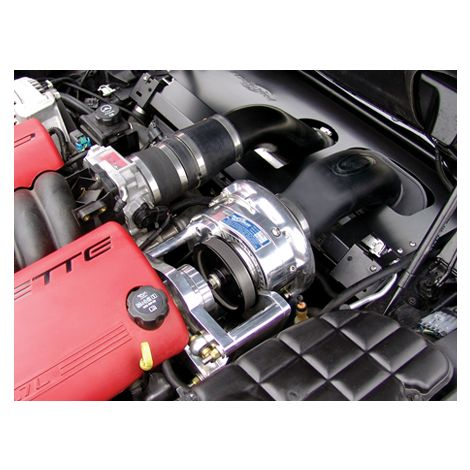 2004 - 01 Corvette C5 (LS6) P-1SC ProCharger Stage II Intercooled System