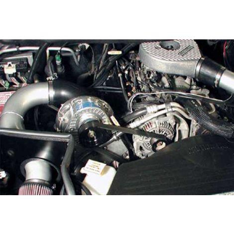 2001-97 Dodge Dakota/Durango (5.9/5.2) Procharger HO Intercooled System with P-1SC