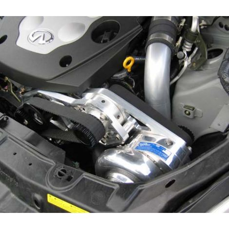 ProCharger High Output Intercooled System with C-2 for 03-04 Infiniti G35 Coupe, FX35 3.5