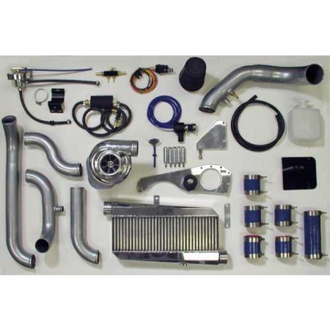 ProCharger High Output Intercooled Tuner Kit with C-1a for 94-01 Acura Integra GSR and TypeR