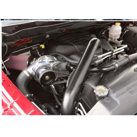 2010-09 Dodge Ram HEMI (5.7) Procharger HO Intercooled System with P-1SC-1