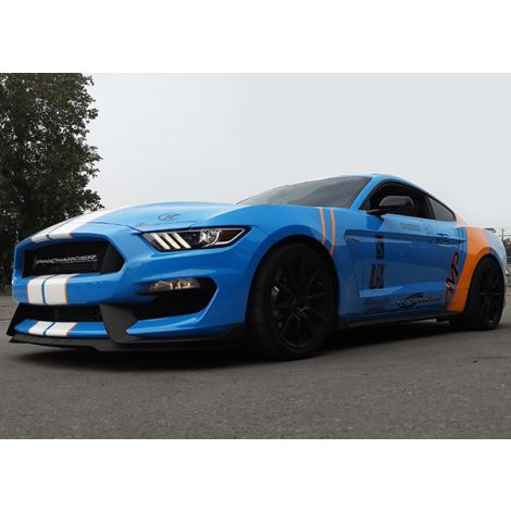 2015-18 Shelby GT350/R ProCharger Stage 2 System with P-1SC