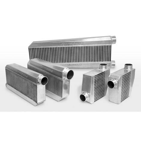 "Universal Intercooler 2 Core (3"" inlet / outlet)"