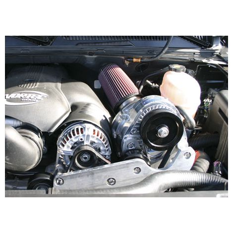 2007-03 GM (5.3/4.8/6.0) ProCharger HO Intercooled System with P-1SC