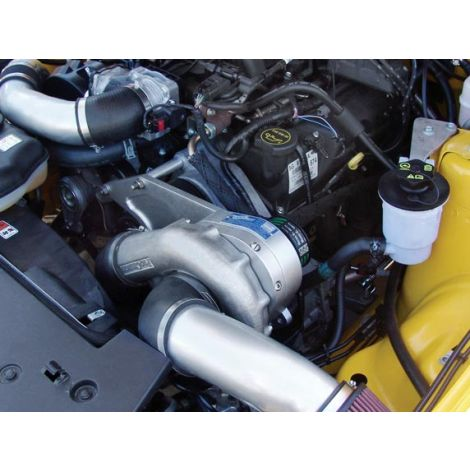 2010-05 Mustang V6 (4.0) ProCharger Stage II Intercooled System with P-1SC