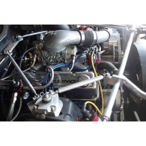 1993-85 Ford Mustang (351/302) ProCharger HO with P-1SC (8 rib serpentine)