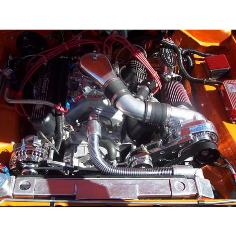 Small Block Mopar P-1SC System Kit